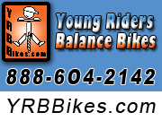 Young Riders Balance Bikes