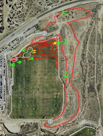 Course Map HDCX