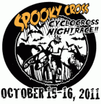 Spooky Cross Cyclocross Night Race, October 15-16, 2011