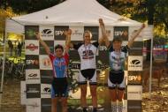 u23 women's podium