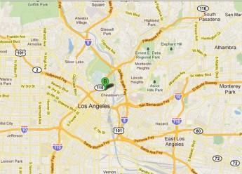 LA Historic Map