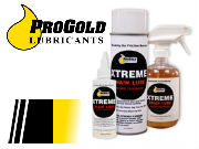 ProGold Lubricants and Bicycle Products