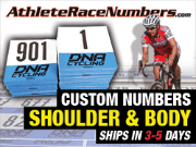 athleteracenumbers.com - Race Numbers Bib Numbers and Race Accessories