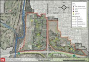 Whittier Narrows Area B Map