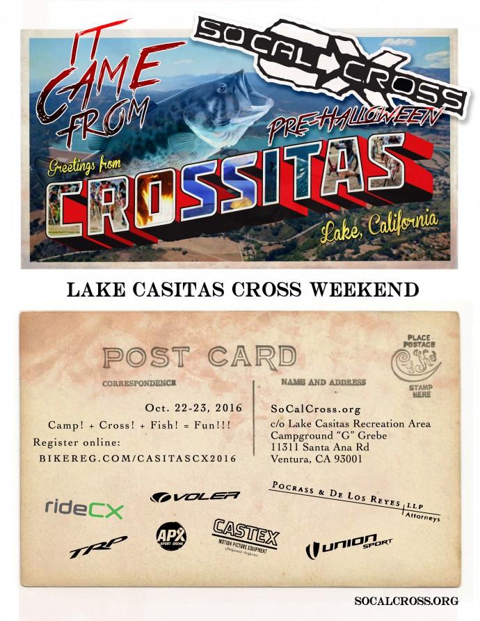 Lake Casitas Cross Weekend: CROSSITAS! | SoCalCross