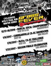Cross Fever 2016-17 flyer