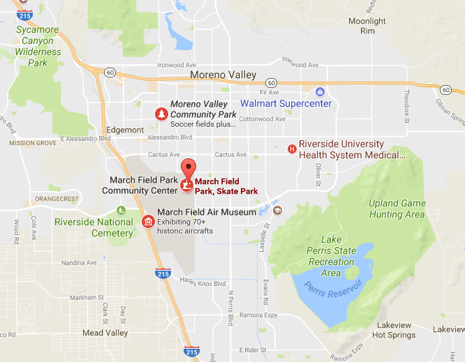 Marchfieldpark Map Socalcross Southern California
